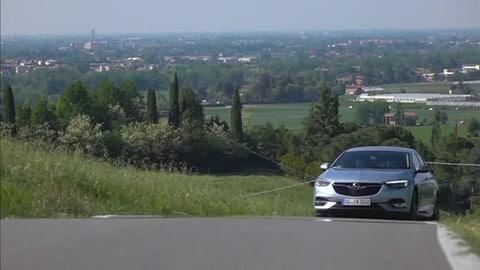 Opel Insignia Grand Sport, il premium accessibile