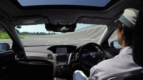 Honda, in arrivo un'elettrica e l'automazione in autostrada