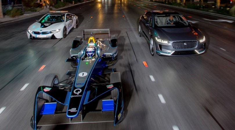 Jaguar I-Pace, prestazioni da Formula... Elettrica