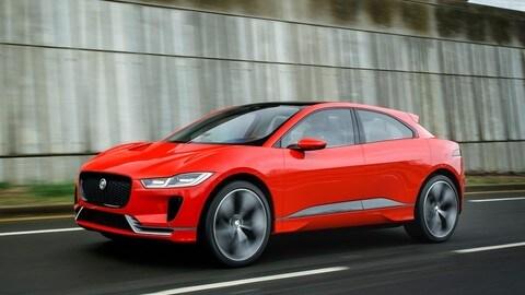 Jaguar I-Pace concept: foto