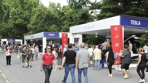 Salone Torino Parco Valentino, la galleria finale