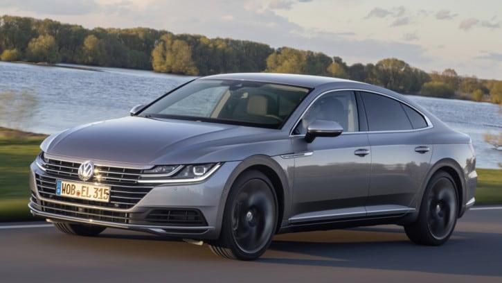 Volkswagen Arteon, l'ammiraglia alternativa