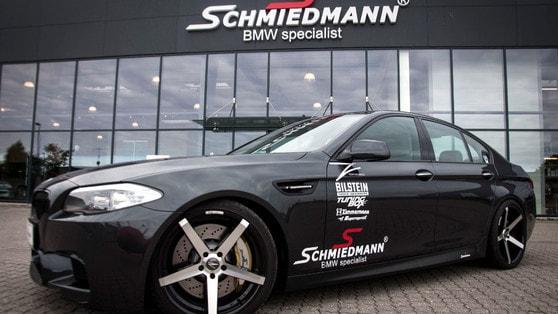 Schmiedmann porta la BMW 550i ai livelli della M6