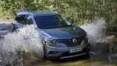 Renault Koleos primo test, cambio di passo