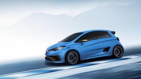 Renault Zoe e-Sport Concept: foto