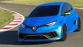 Renault Zoe e-Sport Concept: una Formula E per la città