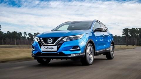 Nissan Qashqai 2017: foto