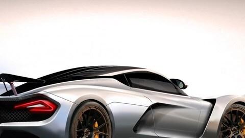 Hennessey Venom F5, dal Texas arriva l'anti Bugatti