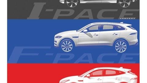 Jaguar E-PACE il nuovo SUV compatto