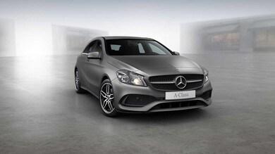 Mercedes Classe A Sport Star Edition: 600 pezzi per l'Italia