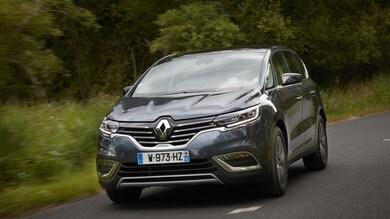 Renault Espace 1.8 Energy TCe: iniezione di cavalli
