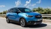 Opel Crossland X, la crossover a misura di città