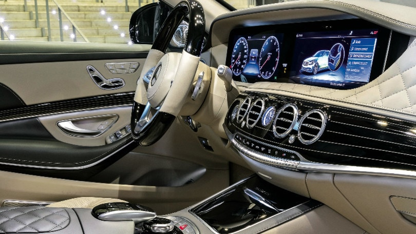 Mercedes Classe S >> Mercedes Classe S Ecco Perche E Una Business Class Auto It