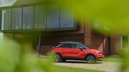 Opel Crossland X: Suv compatto quattro stagioni