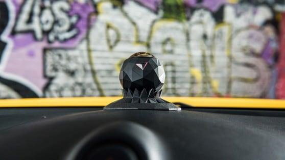 Nissan JukeCam, la prima videocamera da cruscotto a 360°