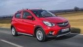 Opel Karl Rocks, la city car che si sente SUV