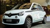 Renault Twingo La Parisienne, top di gamma che omaggia la R4