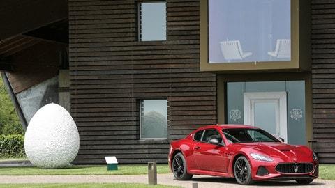 Maserati GranTurismo e GranCabrio: foto
