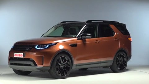 Land Rover Discovery: salto di qualità