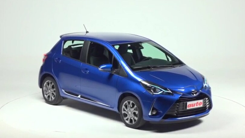 Toyota Yaris, controtendenza virtuosa