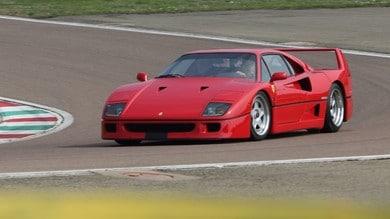 Ferrari F40: la nostra prova in pista 30 anni dopo