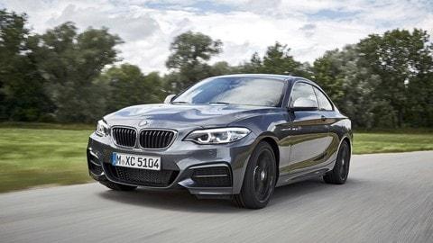 BMW M240i, compatta al top