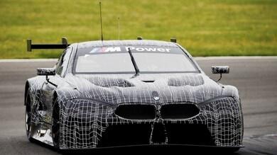 BMW M8, indizi di stile dalla GTE da corsa