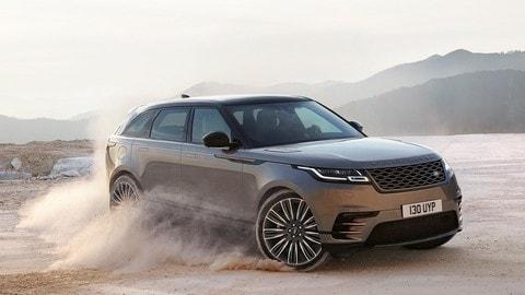 Range Rover Velar: foto e prezzi