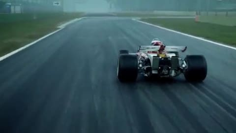 Ferrari 312B, il trailer del film