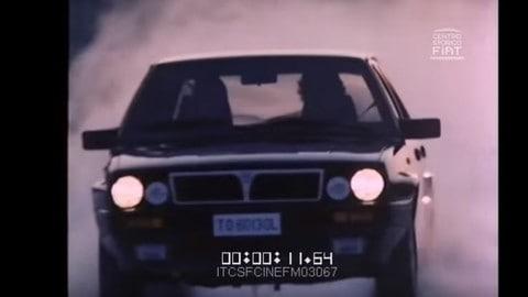 Amarcord: Lancia Delta HF Integrale