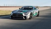 Mercedes-AMG GT4: per gli amanti della pista