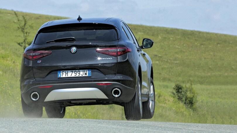 Alfa Romeo Stelvio, passo veloce: la prova strumentale