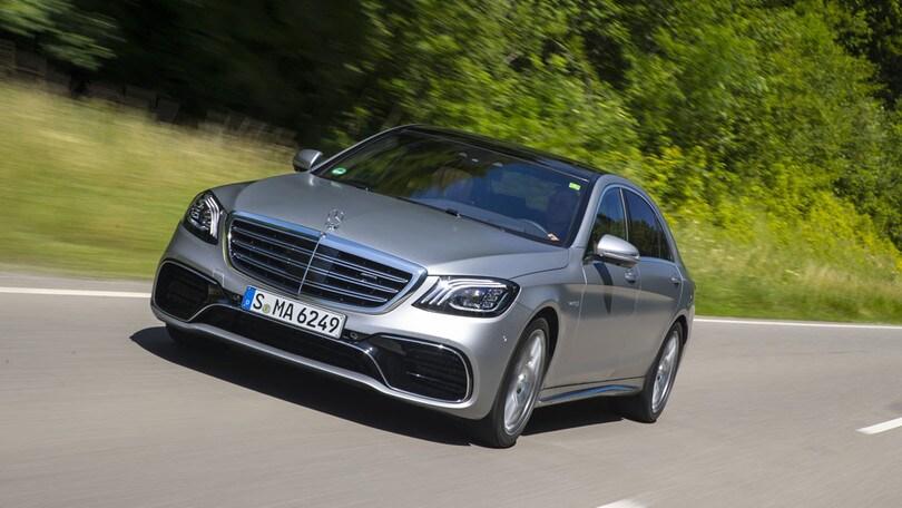 Mercedes Classe S, l'ammiraglia sempre più veloce