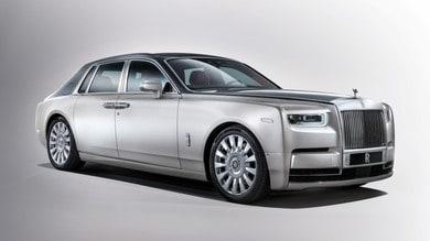 Nuova Rolls Royce Phantom, l'ottava meraviglia del lusso