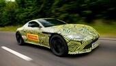 Aston Martin Vantage, sarà una vera Bondcar