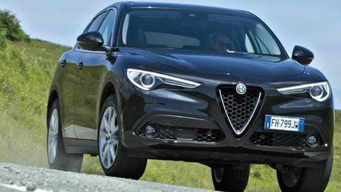 Alfa Romeo Stelvio, la prova: foto