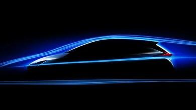 Nuova Nissan Leaf, anteprima mondiale il 6 settembre