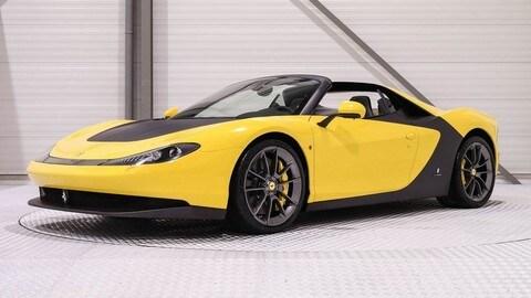 Ferrari Sergio all'asta per 4,3 milioni di euro