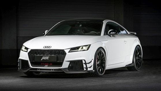 L'Audi TT da 500 cavalli: super tuning di ABT con la RS-R
