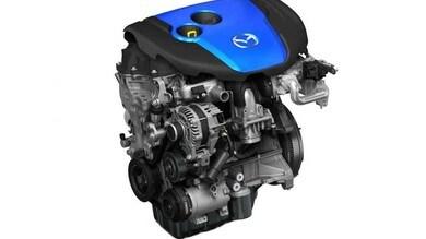 Mazda Skyactiv-X, il benzina che consuma meno di un diesel