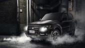 Mitsubishi Pajero One Hundred, cento anni in edizione speciale