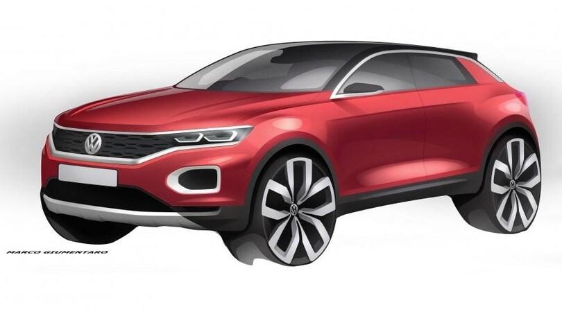 Volkswagen T-Roc, il Suv compatto rompe gli schemi del marchio
