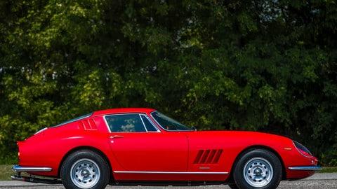 Ferrari 275 GTB Alloy: foto