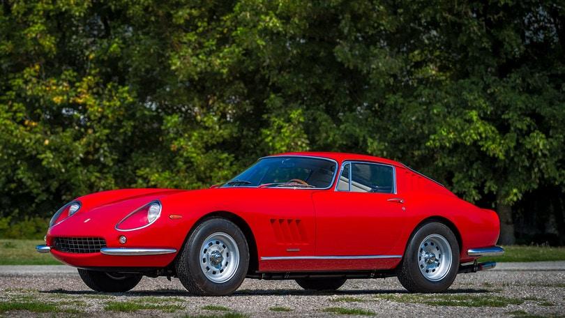 Ferrari, countdown per le celebrazioni del 70° a Maranello