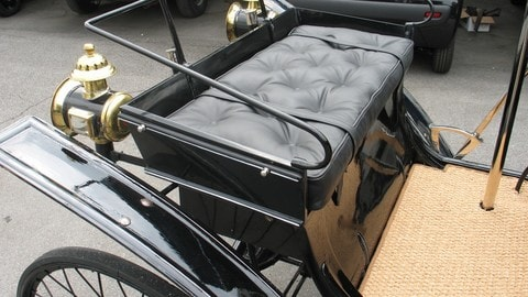 Peugeot Tipo 3, la prima auto in Italia: foto