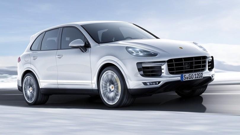 Porsche, è l'ora della nuova Cayenne