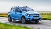 Opel Karl Rocks a Gpl, Suv bi-fuel da città