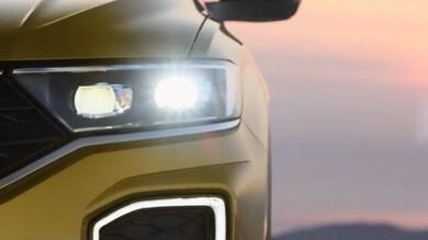 Volkswagen T-Roc, il video teaser del nuovo B-SUV