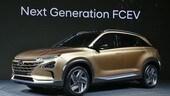 Hyundai FCEV, 800 km di autonomia con l'idrogeno