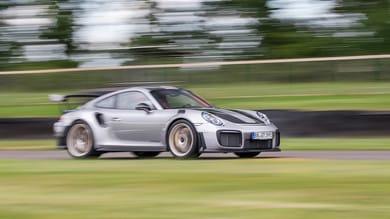 GT2, la sigla della 911 più estrema viene dalle corse